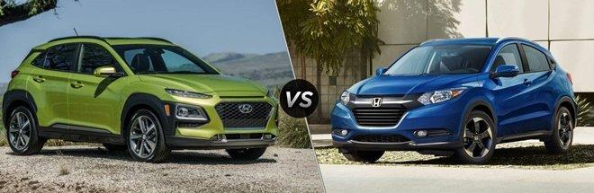 So sánh xe Honda HR-V và Hyundai Kona: SUV đô thị mới nào có thể lật đổ Ford Ecosport? 3.