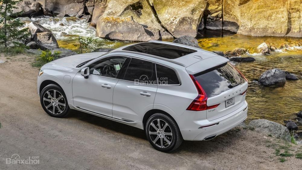 Volvo XC60 chuyển từ Trung Quốc sang sản xuất tại châu Âu - Ảnh 1.