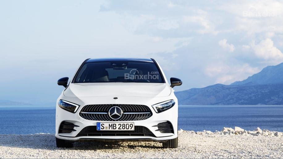 Đánh giá xe Mercedes-Benz A-Class 2019 - đầu - 1