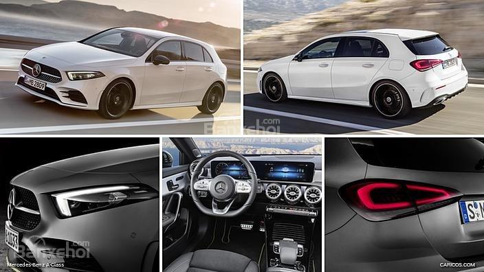 Đánh giá xe Mercedes-Benz A Class 2019 - đánh giá chung - 1