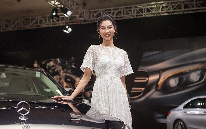 Triển lãm Mercedes-Benz Fascination - mẫu đẹp thu hút mọi ánh nhìn 9