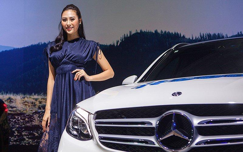 Triển lãm Mercedes-Benz Fascination - mẫu đẹp thu hút mọi ánh nhìn 5