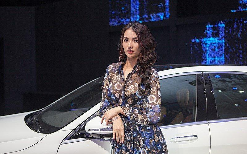 Triển lãm Mercedes-Benz Fascination - mẫu đẹp thu hút mọi ánh nhìn 4