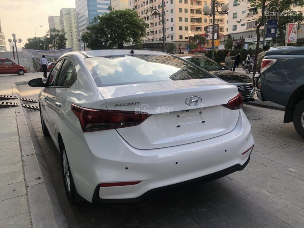 Hyundai Accent 1.4 AT sản xuất 2019, sẵn xe giao ngay KM 15 triệu - Liên hệ: 0919929923 (4)