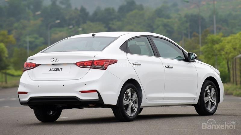 Hyundai Accent 1.4 AT sản xuất 2019, sẵn xe giao ngay KM 15 triệu - Liên hệ: 0919929923 (3)