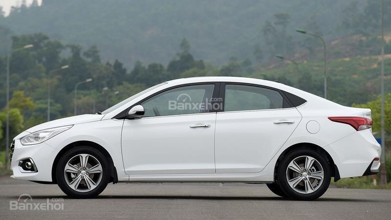 Hyundai Accent 1.4 AT sản xuất 2019, sẵn xe giao ngay KM 15 triệu - Liên hệ: 0919929923 (2)