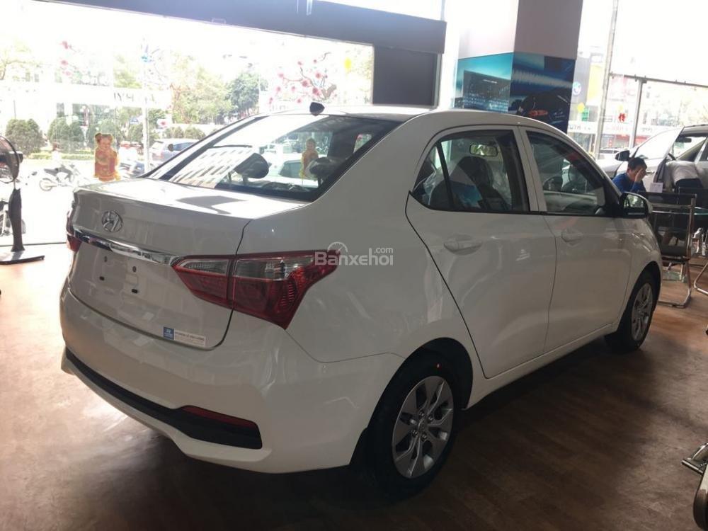 Hyundai Grand i10 Sedan 1.2 MT Base đủ màu sản xuất 2019 chỉ 345 triệu + Khuyến mãi 15 triệu - LH: 0919929923 (3)