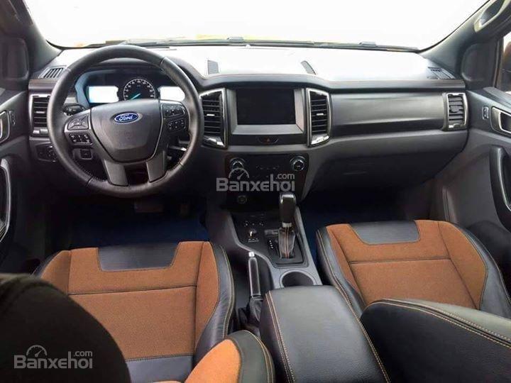 Bán xe Ford Ranger 2018, xe hoàn toàn mới về động cơ và hộp số, thêm nhiều phiên bản, LH: 091.888.9278 để được tư vấn-2