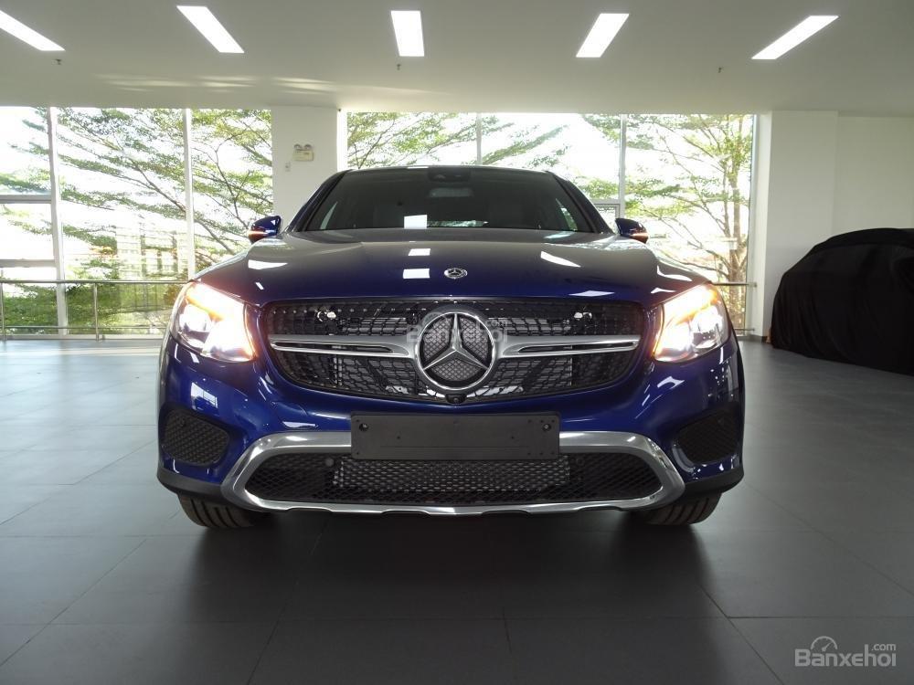 Bán Mercedes Benz GLC 300 Coupe New - Có xe giao ngay - hỗ trợ Bank 80% - Ưu đãi tốt - LH: 0919 528 520 (2)