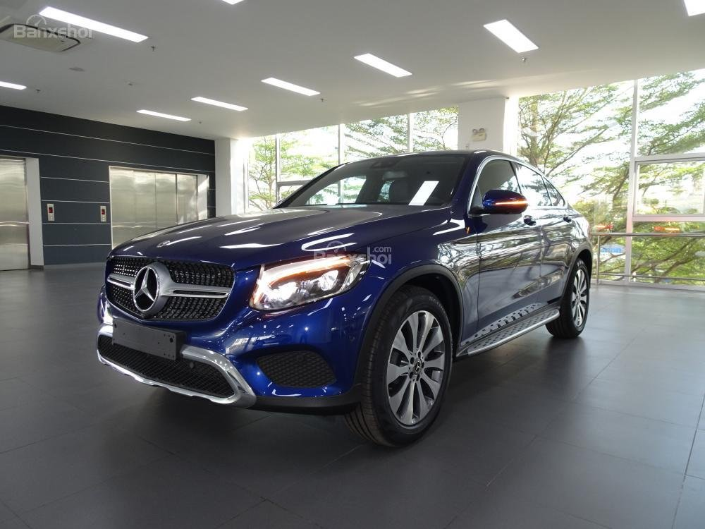 Bán Mercedes Benz GLC 300 Coupe New - Có xe giao ngay - hỗ trợ Bank 80% - Ưu đãi tốt - LH: 0919 528 520 (7)