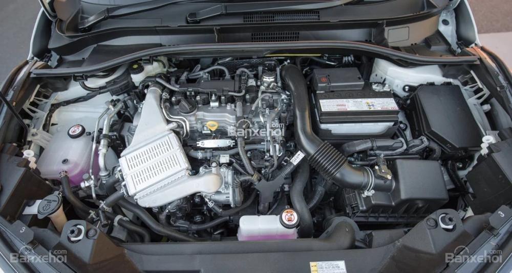 Toyota Corolla 2019 và Toyota C-HR 2019: Chọn hatchback hay CUV? - Ảnh 13.