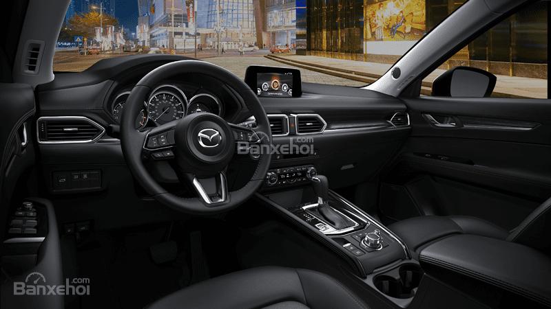 Thông số kỹ thuật Mazda CX-5 2018 8