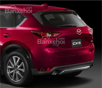 Thông số kỹ thuật Mazda CX-5 2018 4