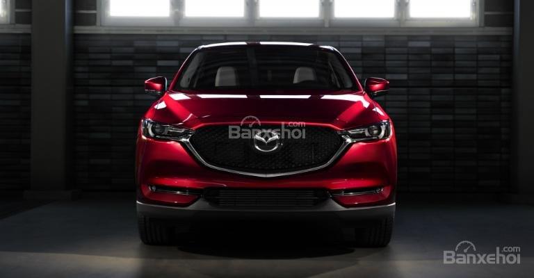 Thông số kỹ thuật Mazda CX-5 2018 3