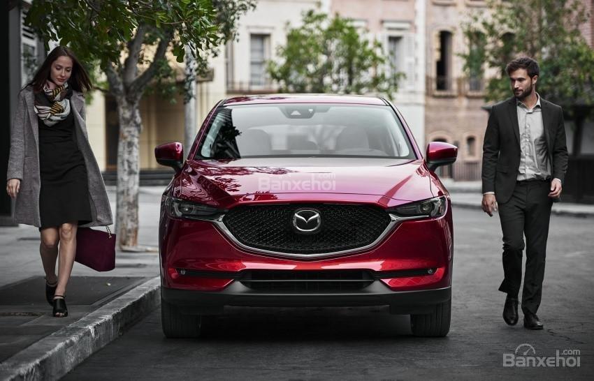 Thông số kỹ thuật Mazda CX-5 2018 19