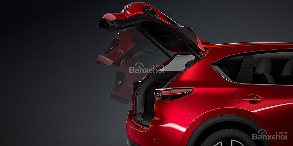 Thông số kỹ thuật Mazda CX-5 2018 5