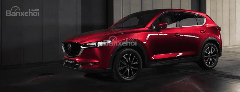 Thông số kỹ thuật Mazda CX-5 2018 2