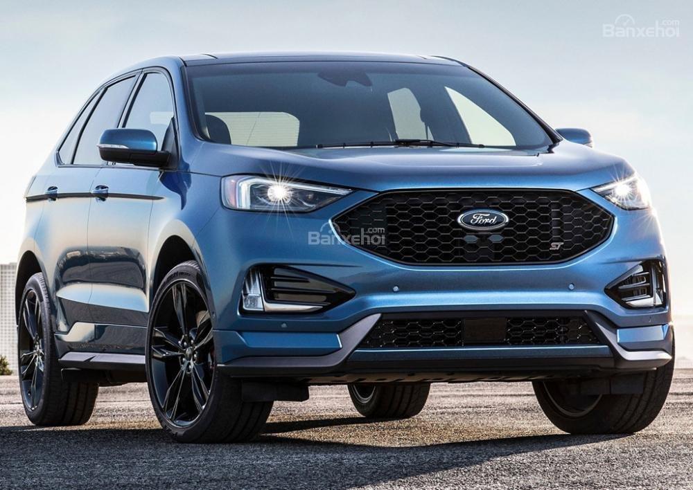 Đánh giá xe Ford Edge ST 2019: Sở hữu nhiều ưu điểm.