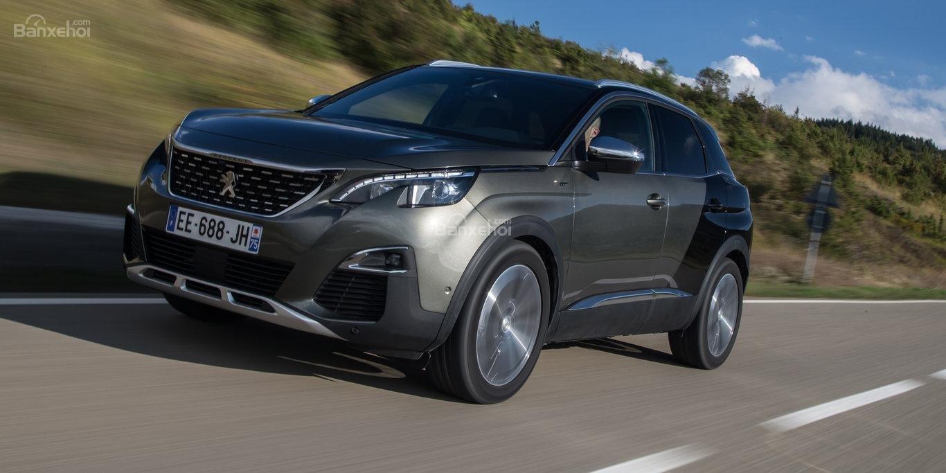 Ảnh xe Peugeot 3008 2018