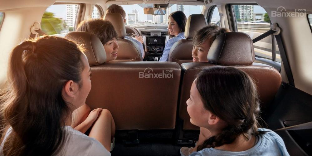 Tham khảo thông số kỹ thuật Nissan Terra 2019 sắp về Việt Nam a13