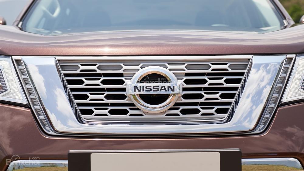 Tham khảo thông số kỹ thuật Nissan Terra 2019 sắp về Việt Nam a6