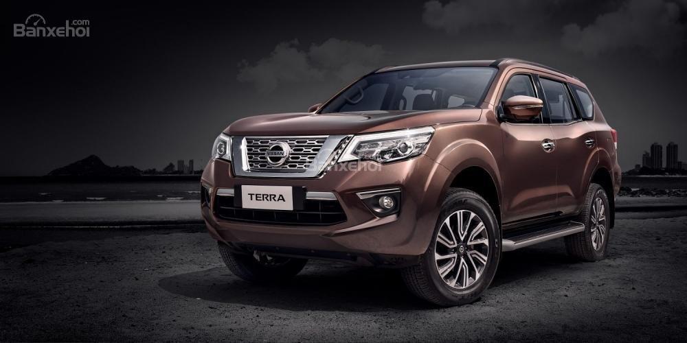 Tham khảo thông số kỹ thuật Nissan Terra 2019 sắp về Việt Nam a2