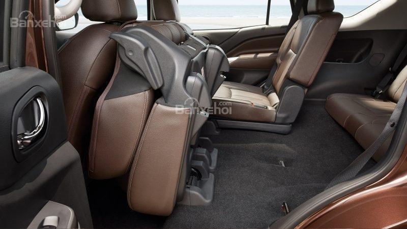 Tham khảo thông số kỹ thuật Nissan Terra 2019 sắp về Việt Nam a11