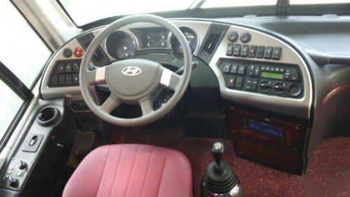 Cần bán xe Hyundai Universe 3.9 MT đời 2017, hai màu-4