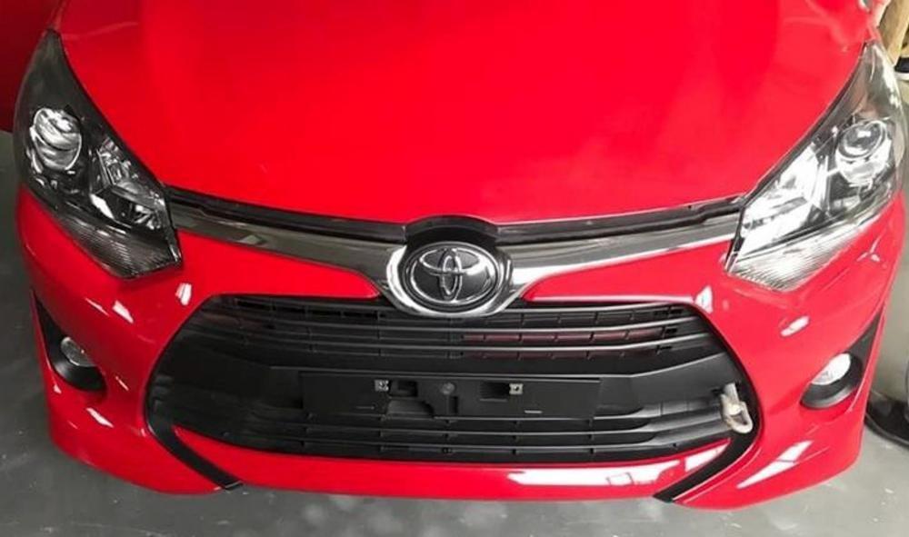Lộ thông số kỹ thuật Toyota Wigo 2018-2019 mới nhất tại Việt Nam