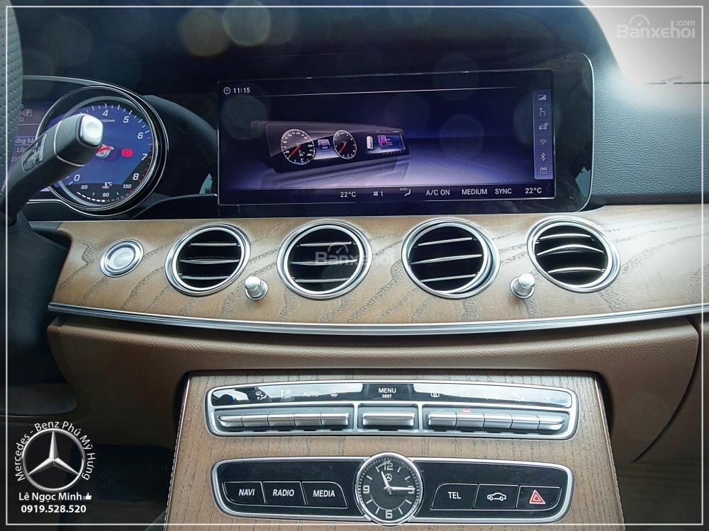 Mercedes E200 Exclusive 2020 - Giá bán tốt nhất, giao xe sớm, trả góp 80% lãi suất tốt  (7)
