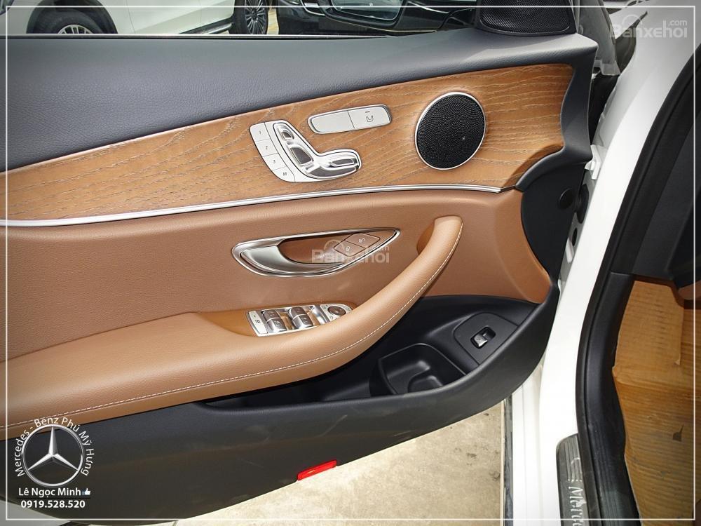 Mercedes E200 Exclusive 2020 - Giá bán tốt nhất, giao xe sớm, trả góp 80% lãi suất tốt  (5)