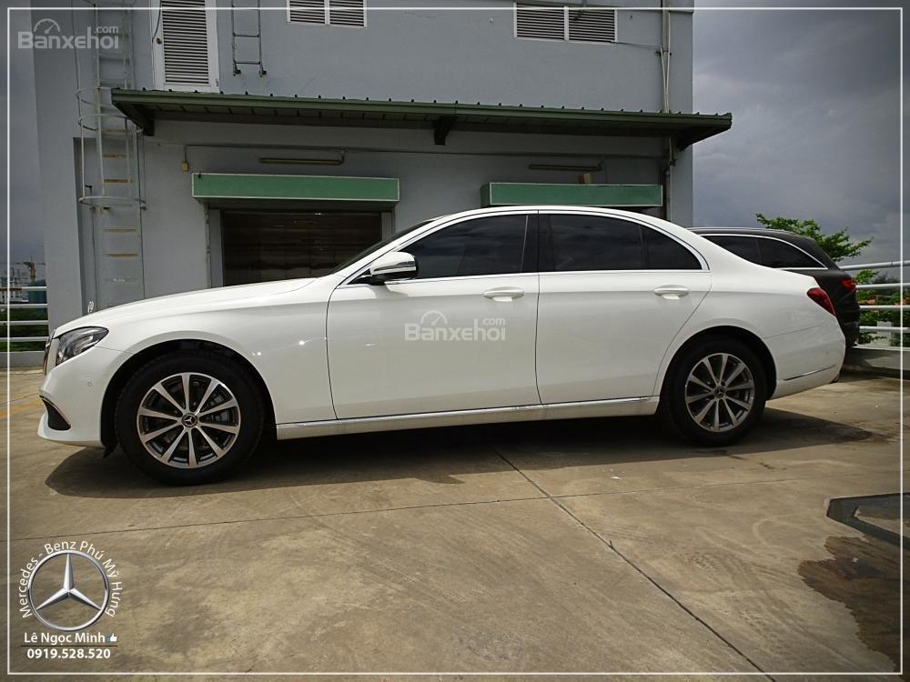 Mercedes E200 Exclusive 2020 - Giá bán tốt nhất, giao xe sớm, trả góp 80% lãi suất tốt  (4)