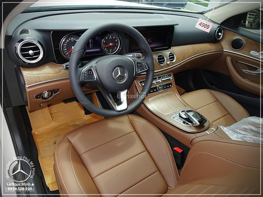 Mercedes E200 Exclusive 2020 - Giá bán tốt nhất, giao xe sớm, trả góp 80% lãi suất tốt  (9)