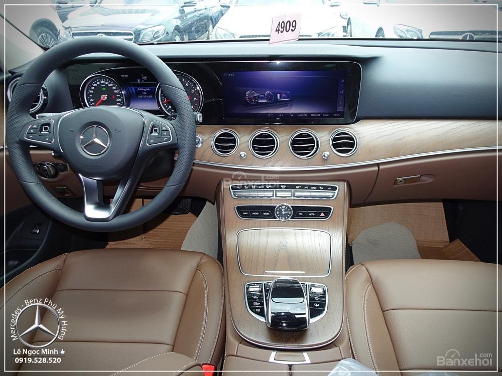 Mercedes E200 Exclusive 2020 - Giá bán tốt nhất, giao xe sớm, trả góp 80% lãi suất tốt  (10)