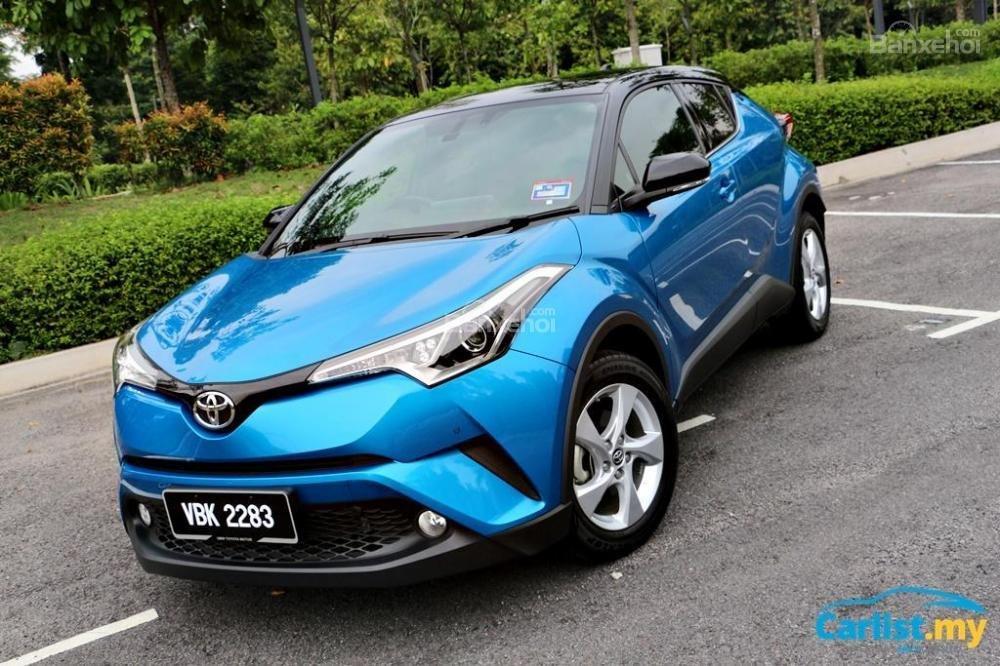 Doanh số Toyota tăng mạnh, Toyota C-HR vượt mặt Mazda CX-5 và Nissan X-Trail - 1