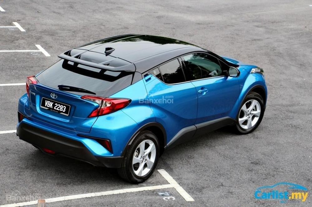 Doanh số Toyota tăng mạnh, Toyota C-HR vượt mặt Mazda CX-5 và Nissan X-Trail - 2