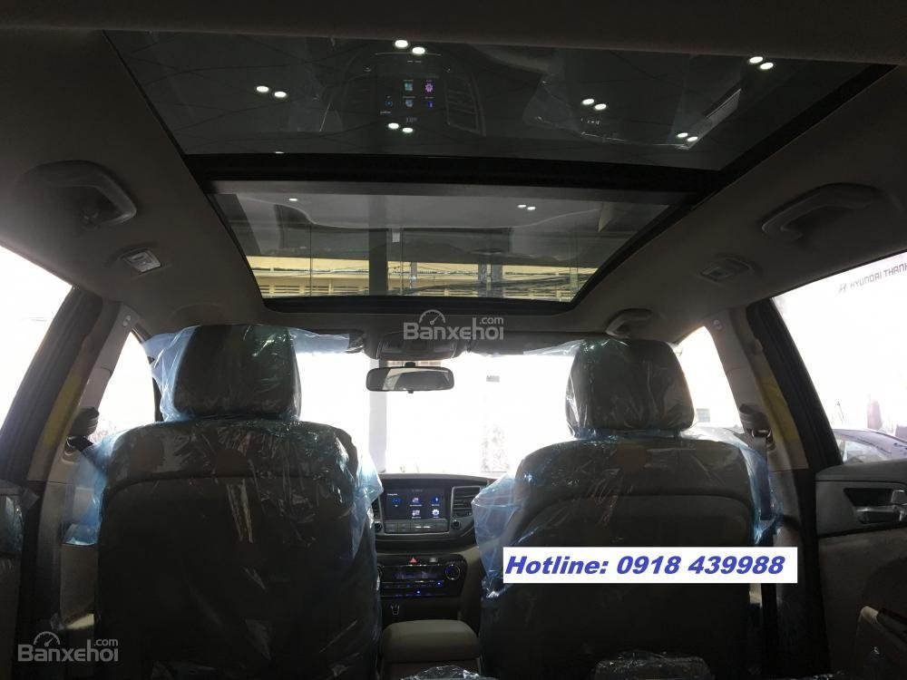 Hyundai Tucson bản đặc biệt 2018, 280tr đón xe về nhà - LH: 0918439988-5
