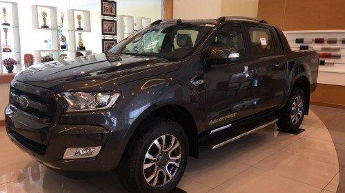 Cần bán xe Ford Ranger 3.2 AT năm sản xuất 2018, xe nhập (1)