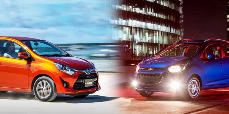 "Với 350 triệu, nên mua Toyota Wigo và Chevrolet Spark cho ""hời""?."