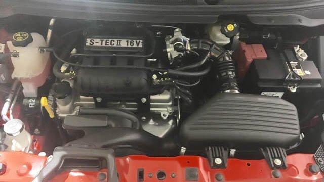 Toyota Wigo sở hữu sức mạnh nhỉnh hơn Chevrolet Spark một chút 3