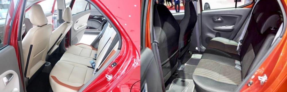Xe cỡ nhỏ dưới 400 triệu đồng, chọn xe nhập khẩu Toyota Wigo 2018 hay xe lắp ráp Kia Morning 2018? 10.
