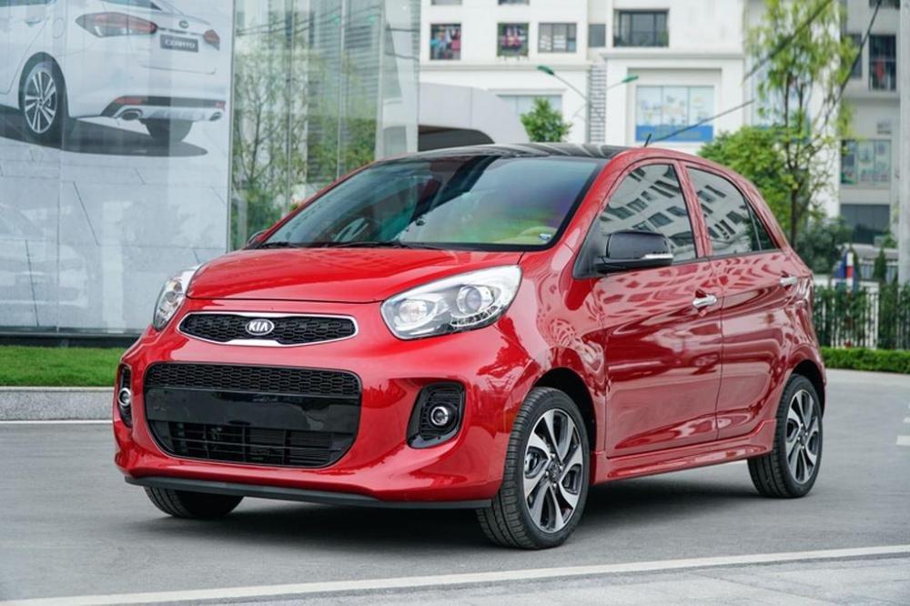 Xe cỡ nhỏ dưới 400 triệu đồng, chọn xe nhập khẩu Toyota Wigo 2018 hay xe lắp ráp Kia Morning 2018? 5.