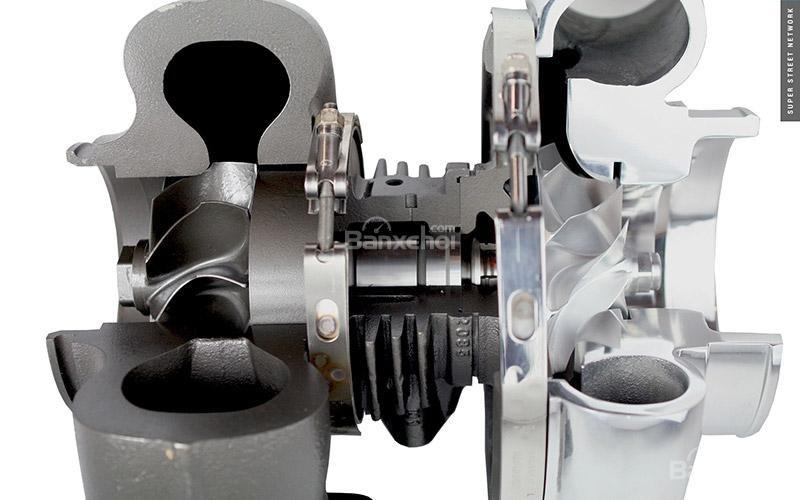 Động cơ turbo tăng áp và những lỗi thường gặp