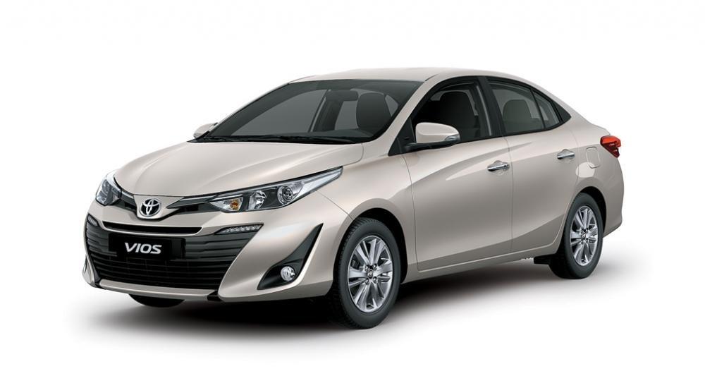Ảnh chi tiết Toyota Vios 2019 thế hệ mới tại Việt Nam  a2