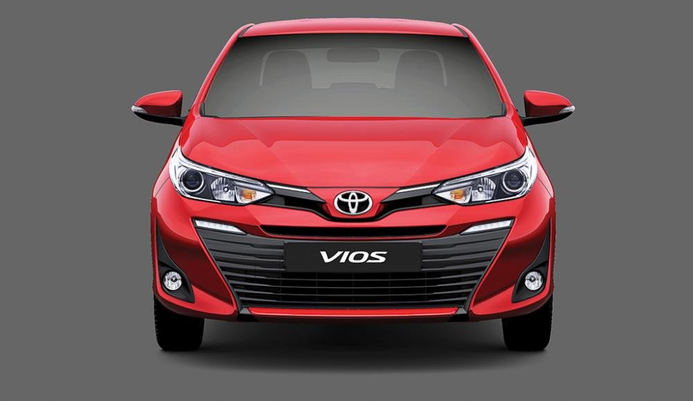 Ảnh chi tiết Toyota Vios 2019 thế hệ mới tại Việt Nam  a4