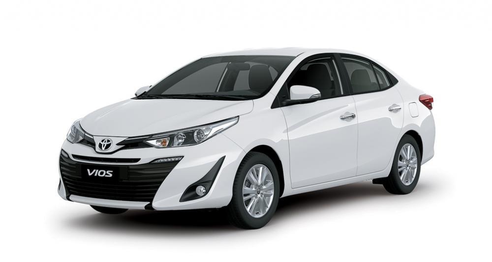 Ảnh chi tiết Toyota Vios 2019 thế hệ mới tại Việt Nam  a1