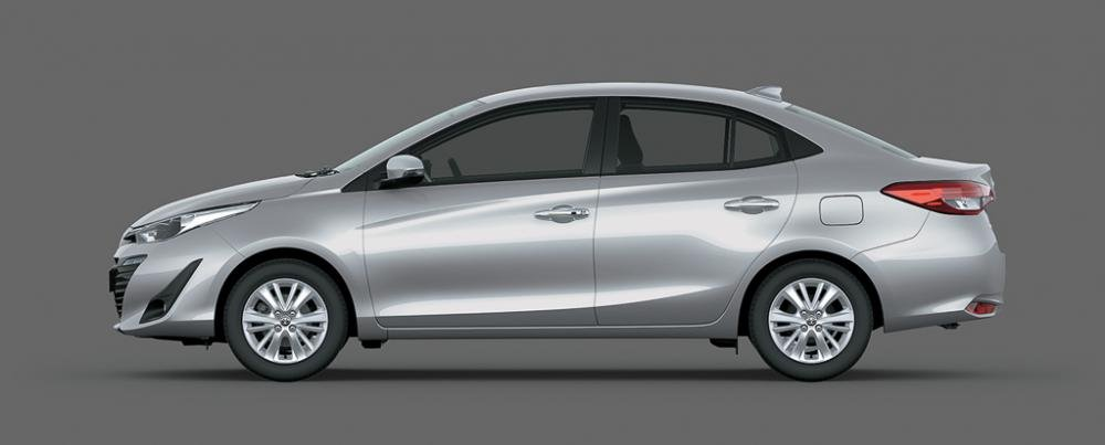 Ảnh chi tiết Toyota Vios 2019 thế hệ mới tại Việt Nam  a5