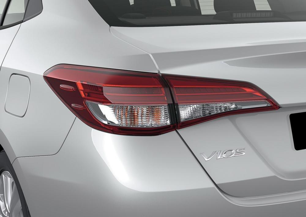 Ảnh chi tiết Toyota Vios 2019 thế hệ mới tại Việt Nam  a7