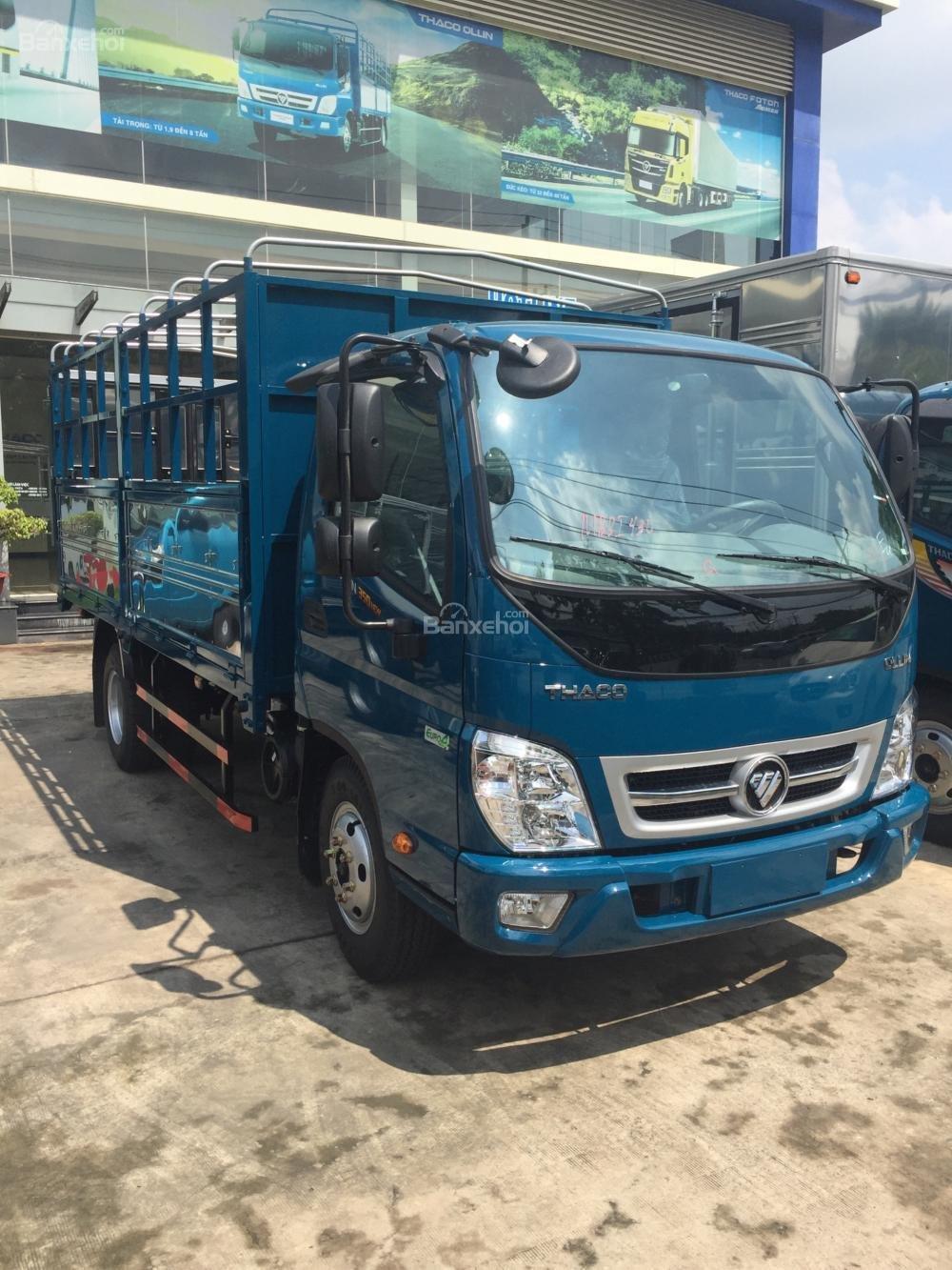 Bán xe tải Thaco 2019, tải trọng 2.15 tấn, giá rẻ vào thành phố (1)