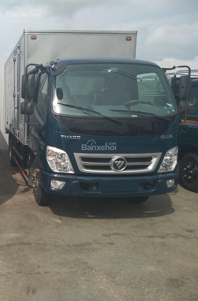 Bán xe tải Thaco 2019, tải trọng 2.15 tấn, giá rẻ vào thành phố (6)